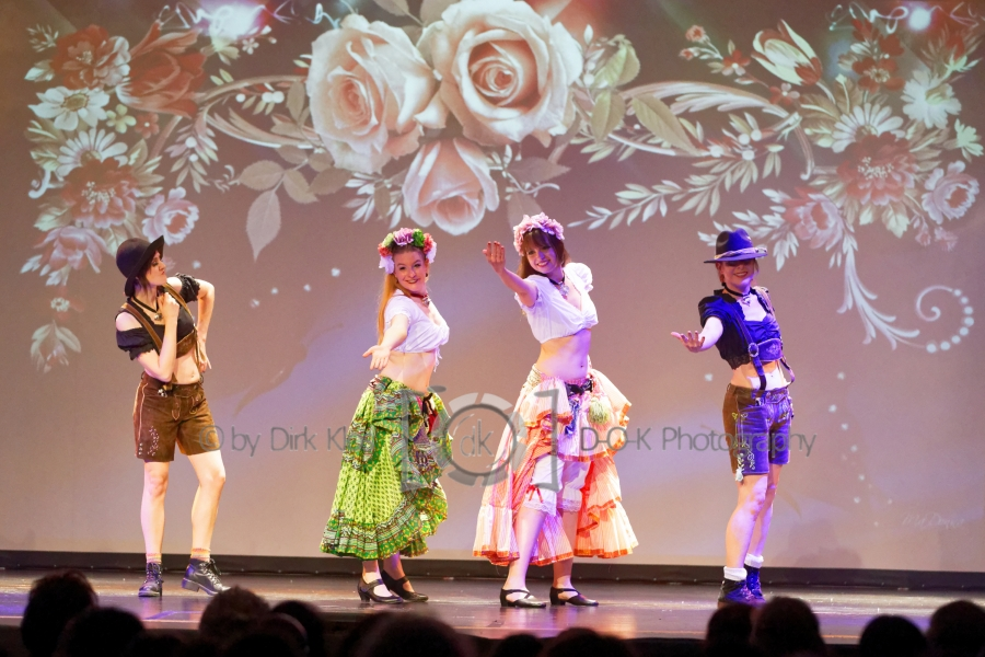 Foto 6 / Belly Bizarr Vol.8 Bavarian Tribal Style