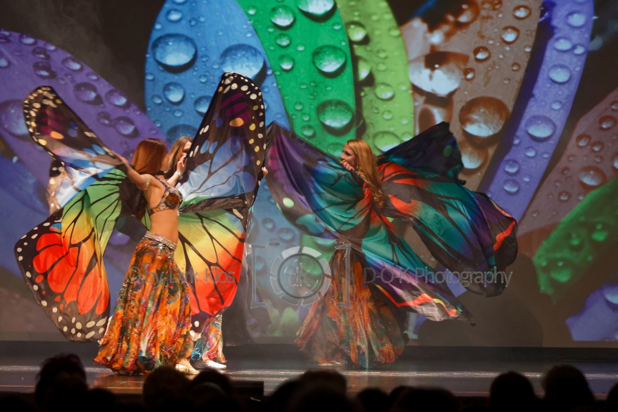 Foto 2 / Belly Bizarr Vol.8 Fantasy Butterfly
