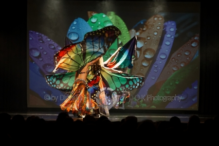 Foto 10 / Belly Bizarr Vol.8 Fantasy Butterfly